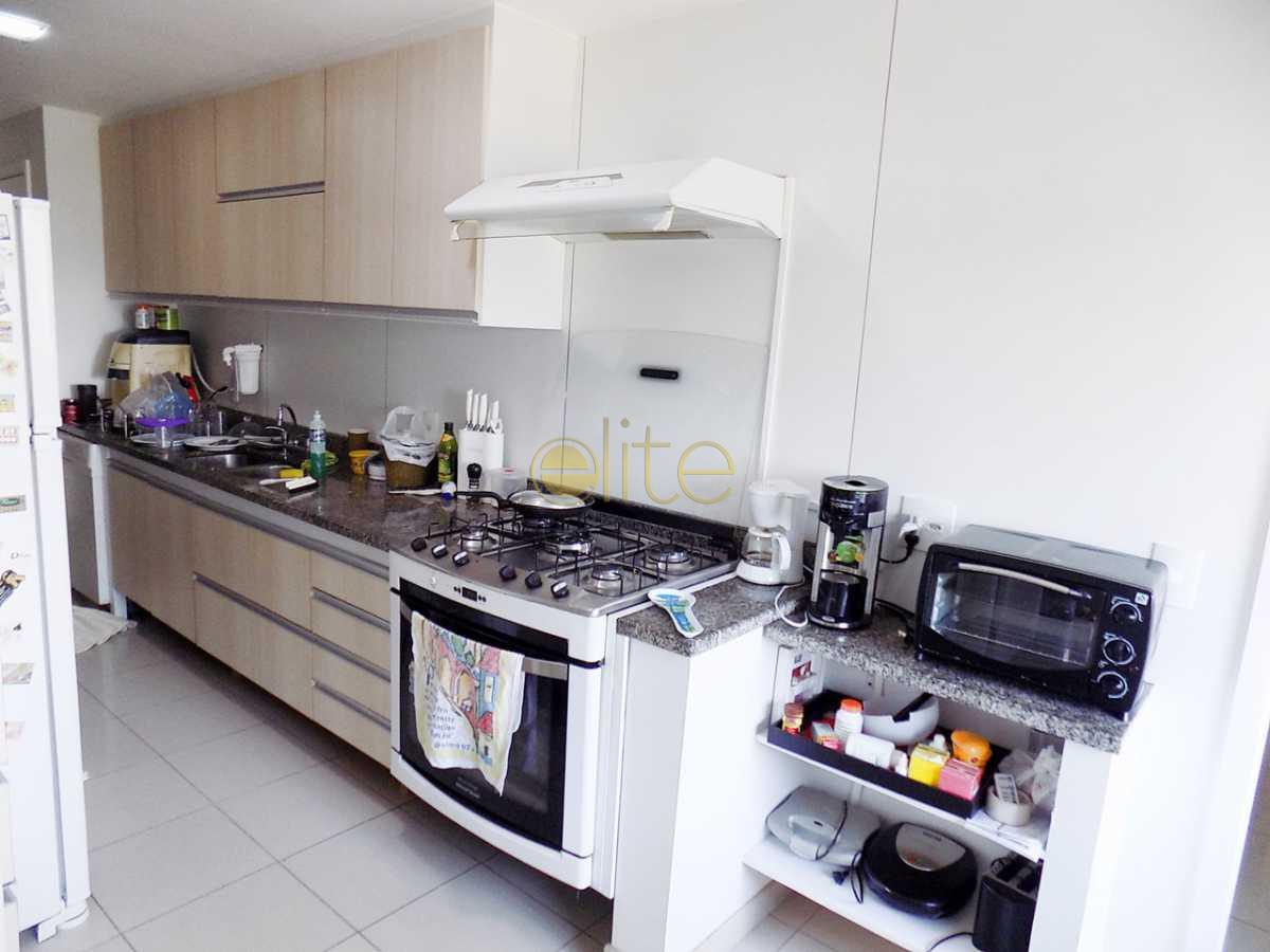 31 cozinha f.2 - Apartamento À Venda no Condomínio Santa Monica Jardins Club - Barra da Tijuca - Rio de Janeiro - RJ - 40199 - 30