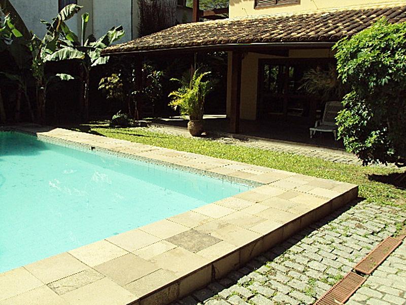 FOTO1 - Casa À Venda no Condomínio Vila do Golfe - Itanhangá - Rio de Janeiro - RJ - 70053 - 1