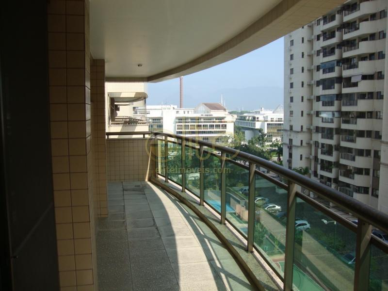 FOTO5 - Apartamento À Venda no Condomínio Peninsula - Life - Barra da Tijuca - Rio de Janeiro - RJ - 20086 - 6