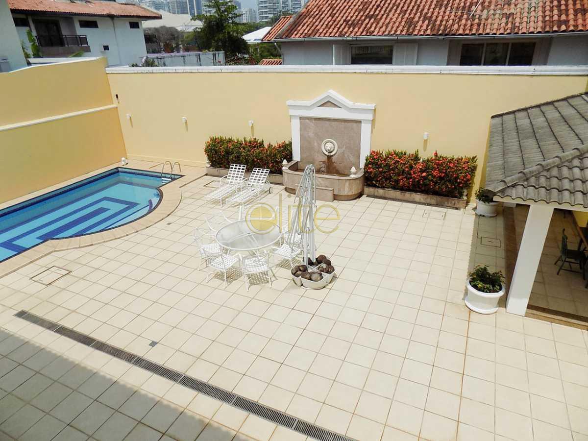 13 area externa f.3 - Casa Para Venda ou Aluguel no Condomínio Lagoa Mar Sul - Barra da Tijuca - Rio de Janeiro - RJ - 71547 - 13