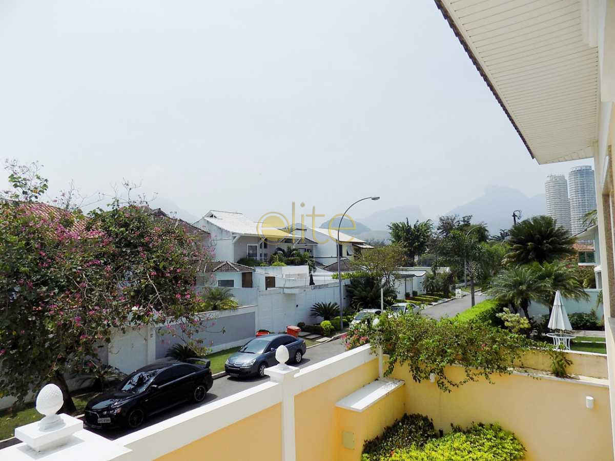 22 vista f.1 - Casa Para Venda ou Aluguel no Condomínio Lagoa Mar Sul - Barra da Tijuca - Rio de Janeiro - RJ - 71547 - 22
