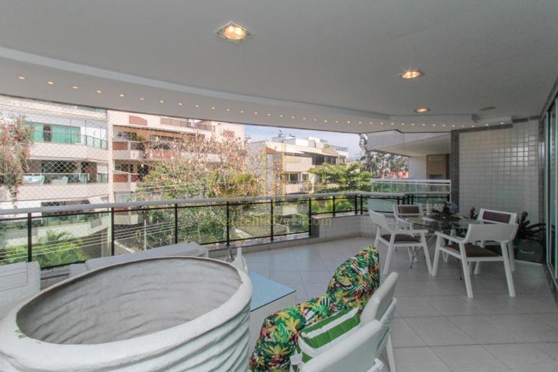 FOTO17 - Apartamento À Venda - Recreio dos Bandeirantes - Rio de Janeiro - RJ - 40203 - 4