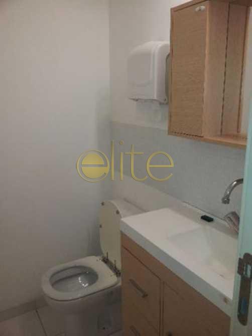 8 lavabo - Sala Comercial Condomínio Le Monde, Barra da Tijuca, Rio de Janeiro, RJ Para Alugar, 38m² - 90059 - 9