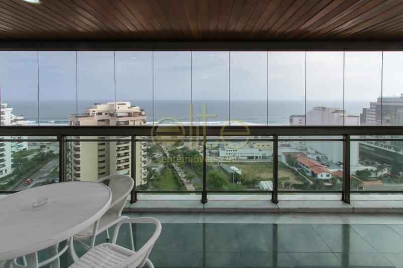 FOTO12 - Cobertura Para Alugar no Condomínio Golden Green - Barra da Tijuca - Rio de Janeiro - RJ - 60171 - 3