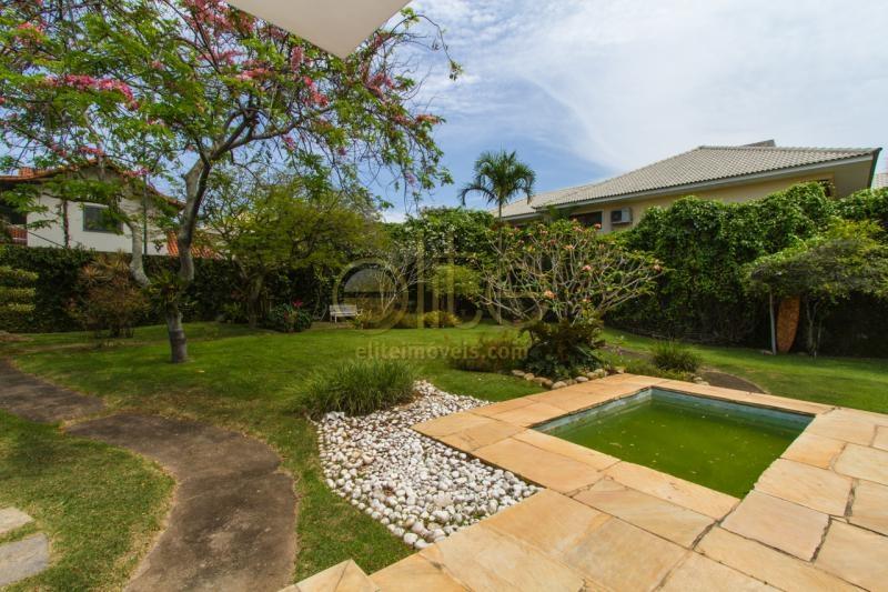 FOTO7 - Casa Para Venda ou Aluguel no Condomínio Mansões - Barra da Tijuca - Rio de Janeiro - RJ - 71561 - 8