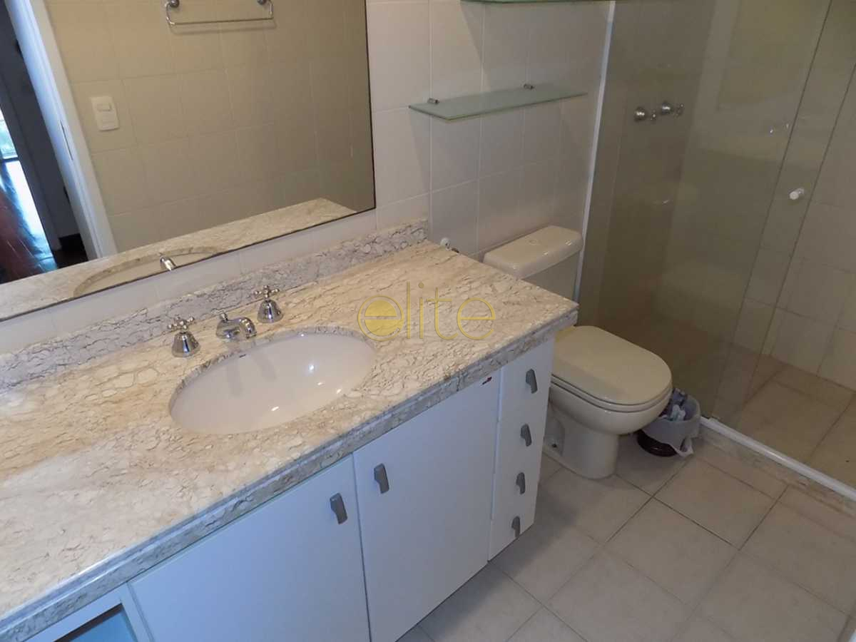 17 banheiro social f.1 - Apartamento Condomínio Mundo Novo, Barra da Tijuca, Barra da Tijuca,Rio de Janeiro, RJ Para Alugar, 2 Quartos, 86m² - 20090 - 18