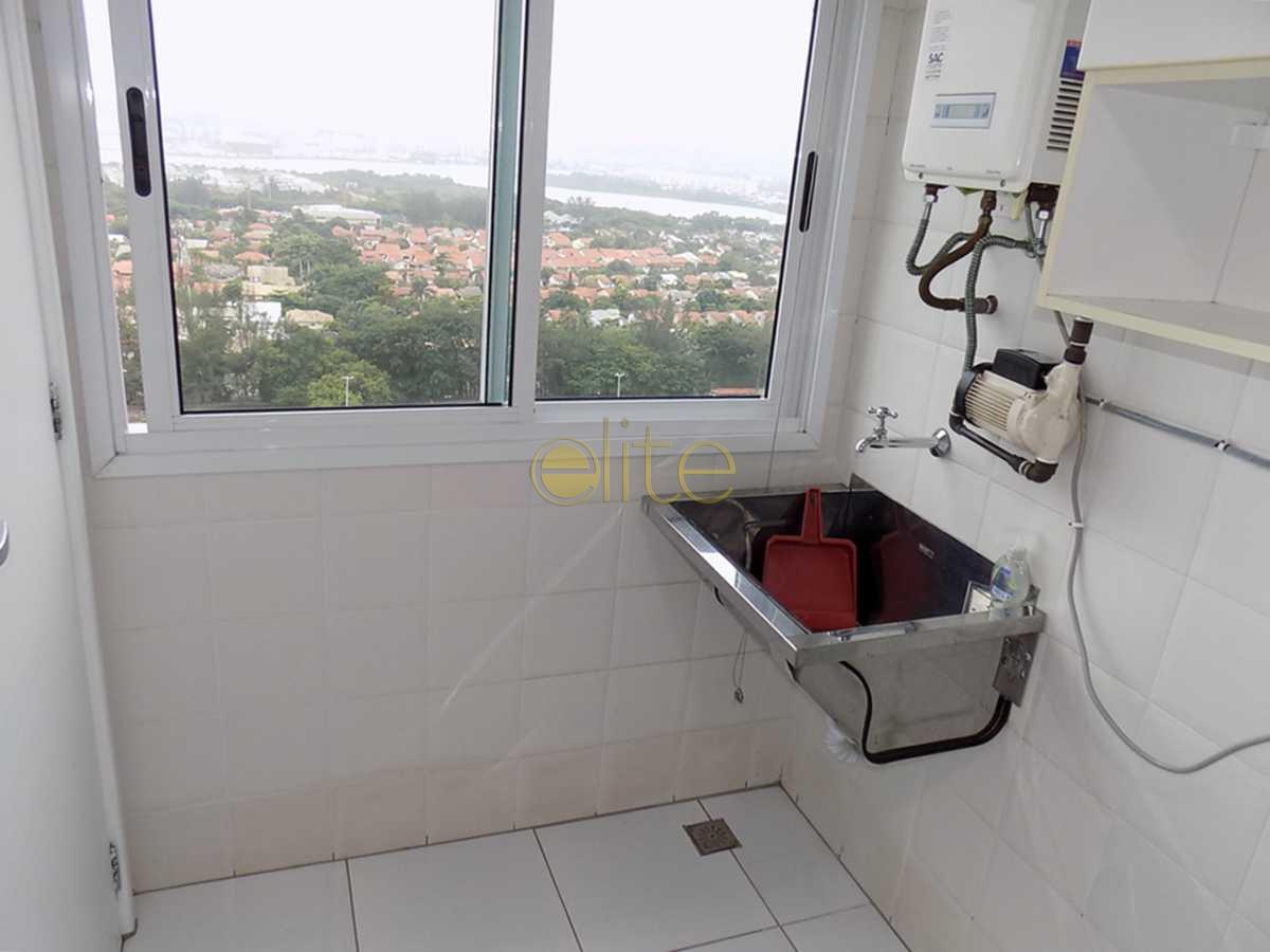 28 area de serviço - Apartamento Condomínio Mundo Novo, Barra da Tijuca, Barra da Tijuca,Rio de Janeiro, RJ Para Alugar, 2 Quartos, 86m² - 20090 - 29