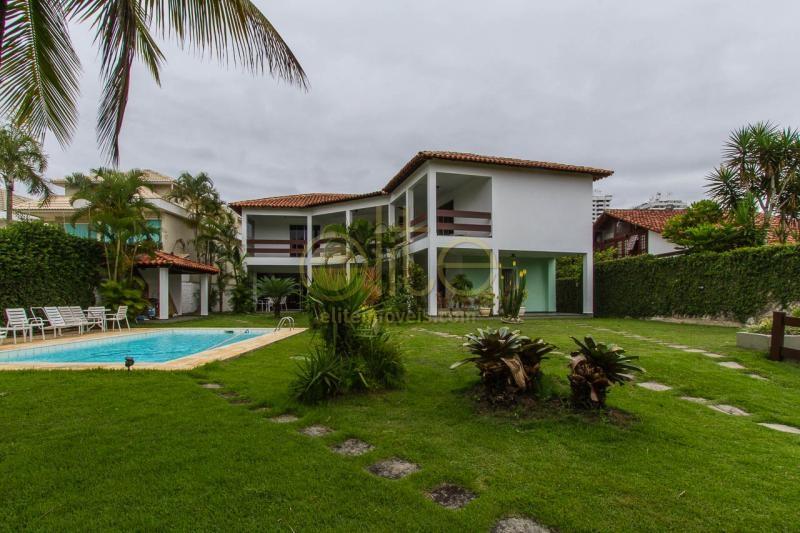 FOTO1 - Casa Para Alugar no Condomínio Village Marapendi - Barra da Tijuca - Rio de Janeiro - RJ - 71578 - 1