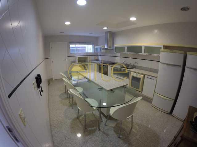 Cozinha 15 - Casa À Venda no Condomínio Rio Mar - Barra da Tijuca - Rio de Janeiro - RJ - 71588 - 14