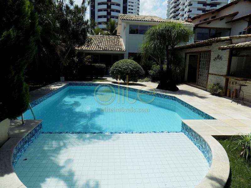 FOTO2 - Casa Para Alugar no Condomínio Crystal Lake - Barra da Tijuca - Rio de Janeiro - RJ - 71592 - 3