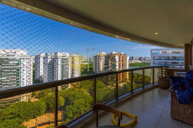 IMG_0075 - Cobertura em condomínio Para Venda e Aluguel - Condomínio Peninsula - Evidence - Barra da Tijuca - Rio de Janeiro - RJ - EBCO40006 - 5