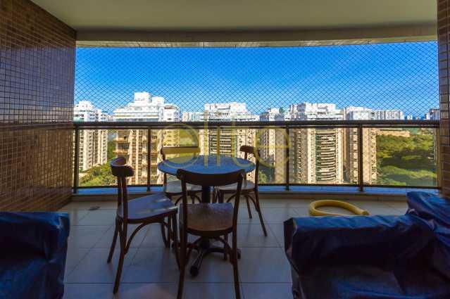 IMG_0077 - Cobertura em condomínio Para Venda e Aluguel - Condomínio Peninsula - Evidence - Barra da Tijuca - Rio de Janeiro - RJ - EBCO40006 - 4