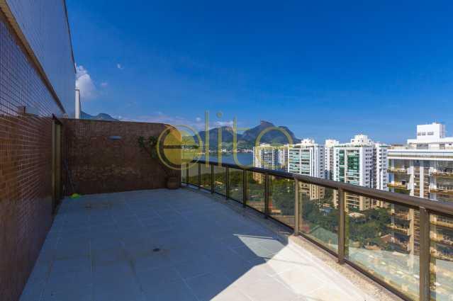 IMG_0098 - Cobertura em condomínio Para Venda e Aluguel - Condomínio Peninsula - Evidence - Barra da Tijuca - Rio de Janeiro - RJ - EBCO40006 - 25