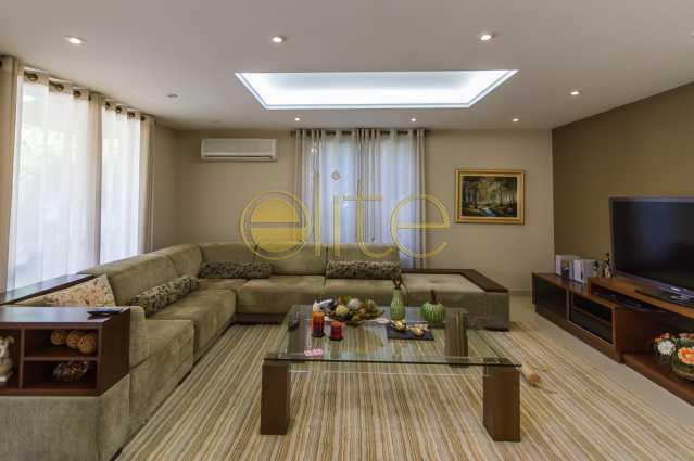 9 - Casa À Venda no Condomínio Santa Monica Jardins - Barra da Tijuca - Rio de Janeiro - RJ - EBCN50005 - 10