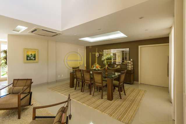 11 - Casa À Venda no Condomínio Santa Monica Jardins - Barra da Tijuca - Rio de Janeiro - RJ - EBCN50005 - 12