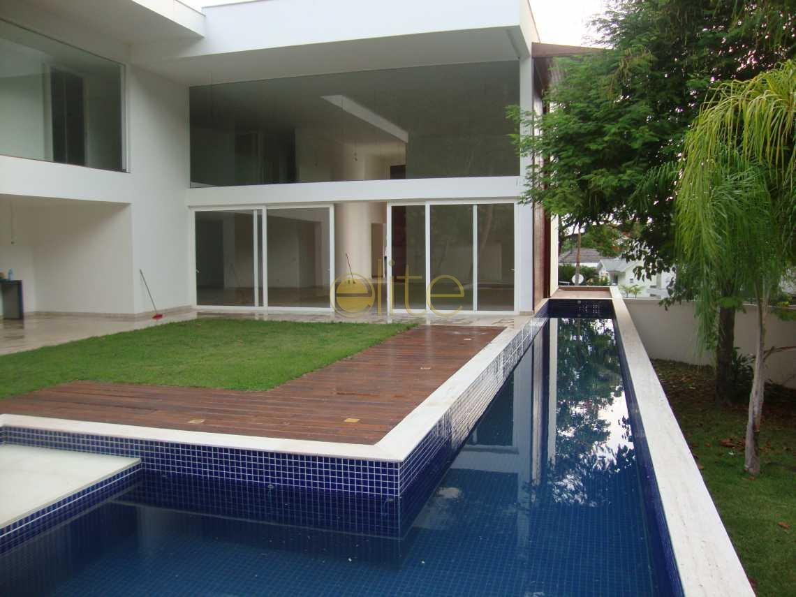 01 - Casa À Venda no Condomínio Reserva do Itanhangá - Itanhangá - Rio de Janeiro - RJ - EBCN50007 - 1