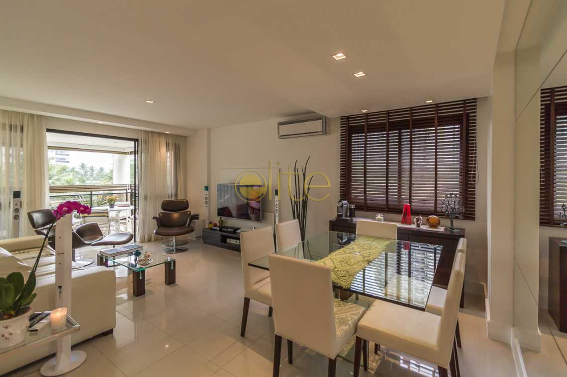 01 - Apartamento no condomínio À Venda - Condomínio Water Ways - Barra da Tijuca - Rio de Janeiro - RJ - EBAP30003 - 1