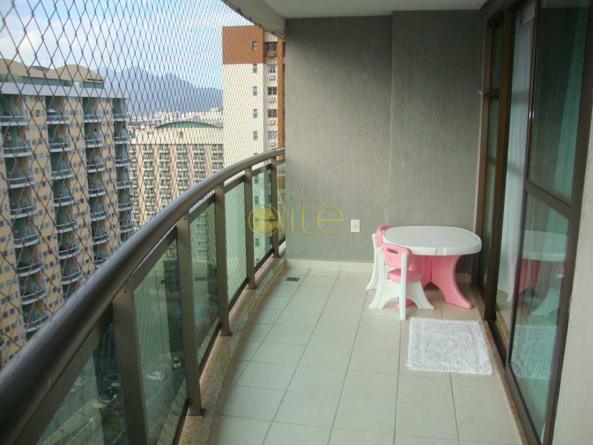 APTO Dolce Vita 1802 004 - Apartamento Condomínio Mundo Novo, Barra da Tijuca, Barra da Tijuca,Rio de Janeiro, RJ À Venda, 3 Quartos, 110m² - EBAP30007 - 5