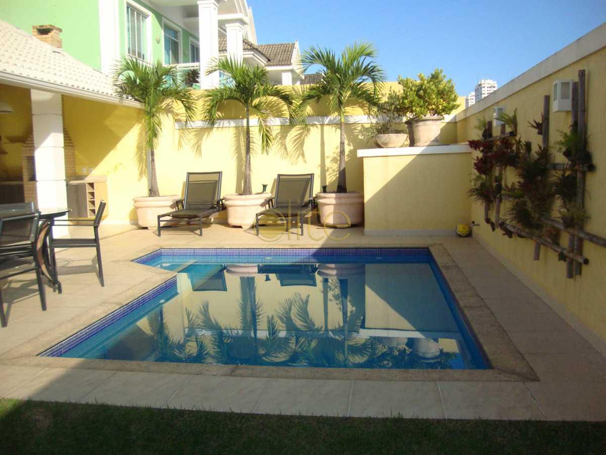 1 - Casa À Venda no Condomínio Carmel Village - Barra da Tijuca - Rio de Janeiro - RJ - EBCN40007 - 1