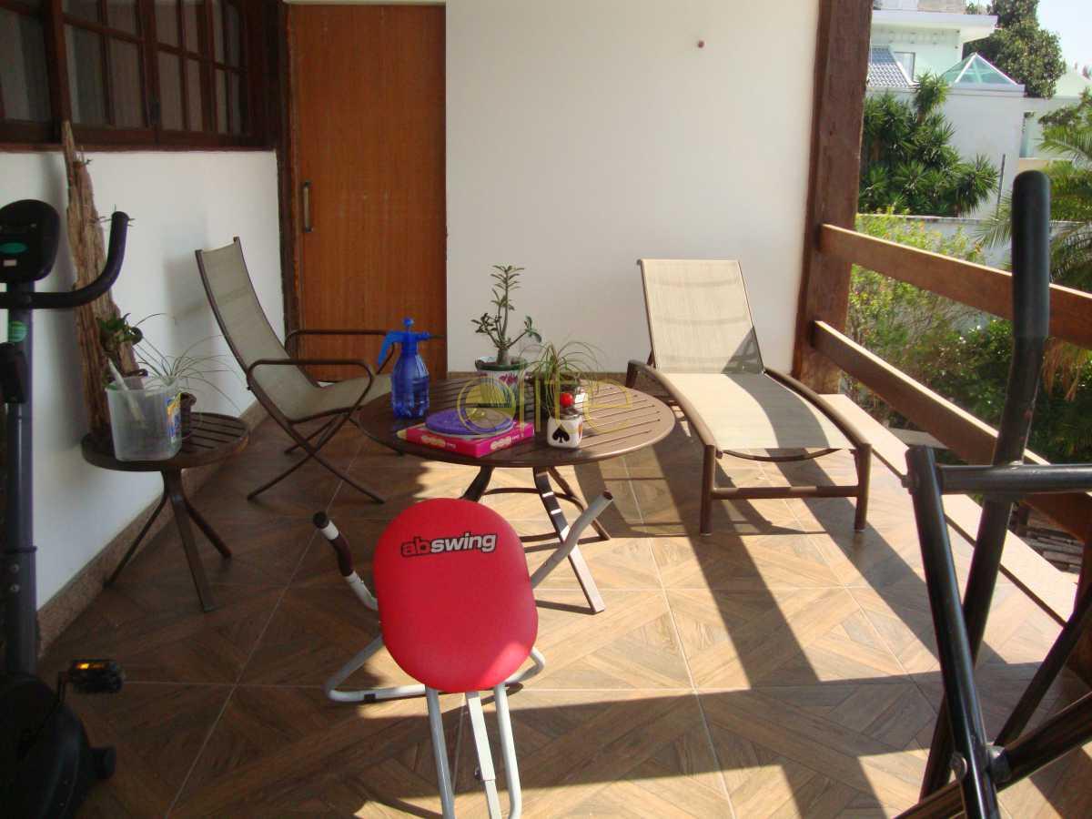 16-06-16 023 - Casa em Condomínio 4 quartos à venda Barra da Tijuca, Barra da Tijuca,Rio de Janeiro - R$ 2.950.000 - EBCN40008 - 23