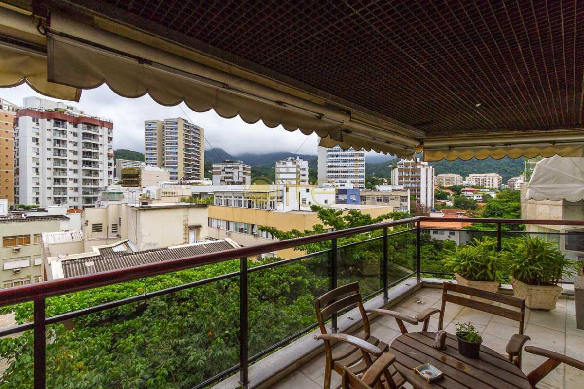 5 2 - Cobertura Leblon, Rio de Janeiro, RJ À Venda, 3 Quartos, 245m² - EBCO30004 - 6