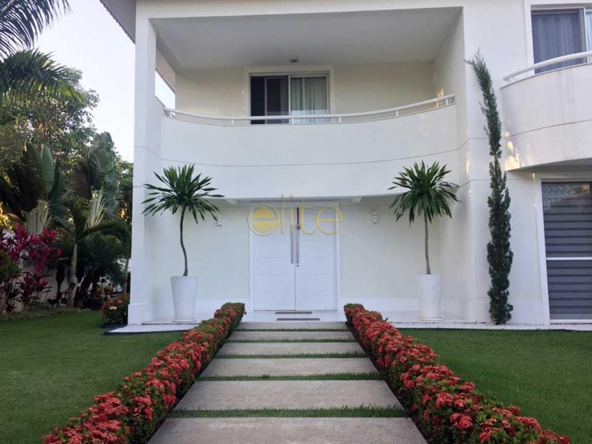 02 - Casa À Venda no Condomínio Santa Monica Jardins - Barra da Tijuca - Rio de Janeiro - RJ - EBCN50013 - 1