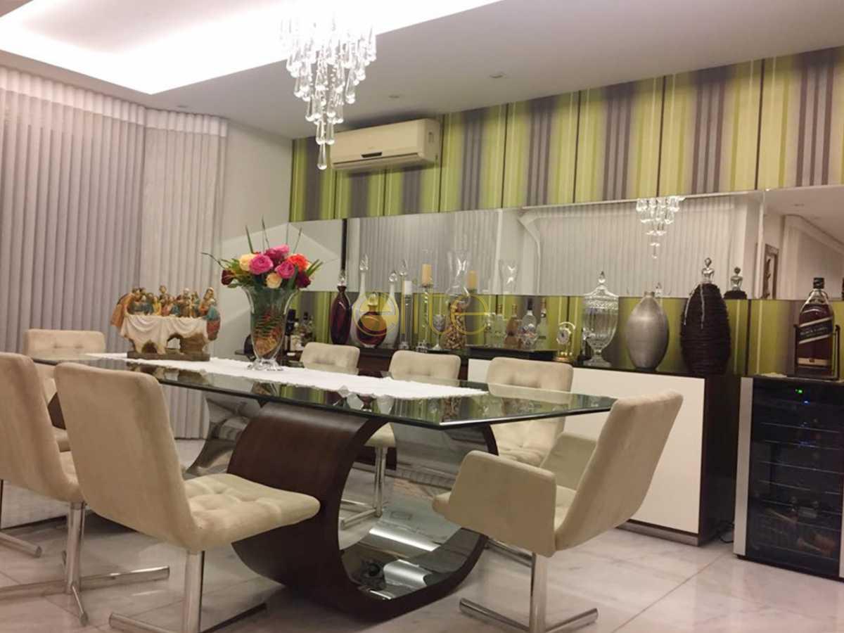 15 - Casa À Venda no Condomínio Santa Monica Jardins - Barra da Tijuca - Rio de Janeiro - RJ - EBCN50013 - 15
