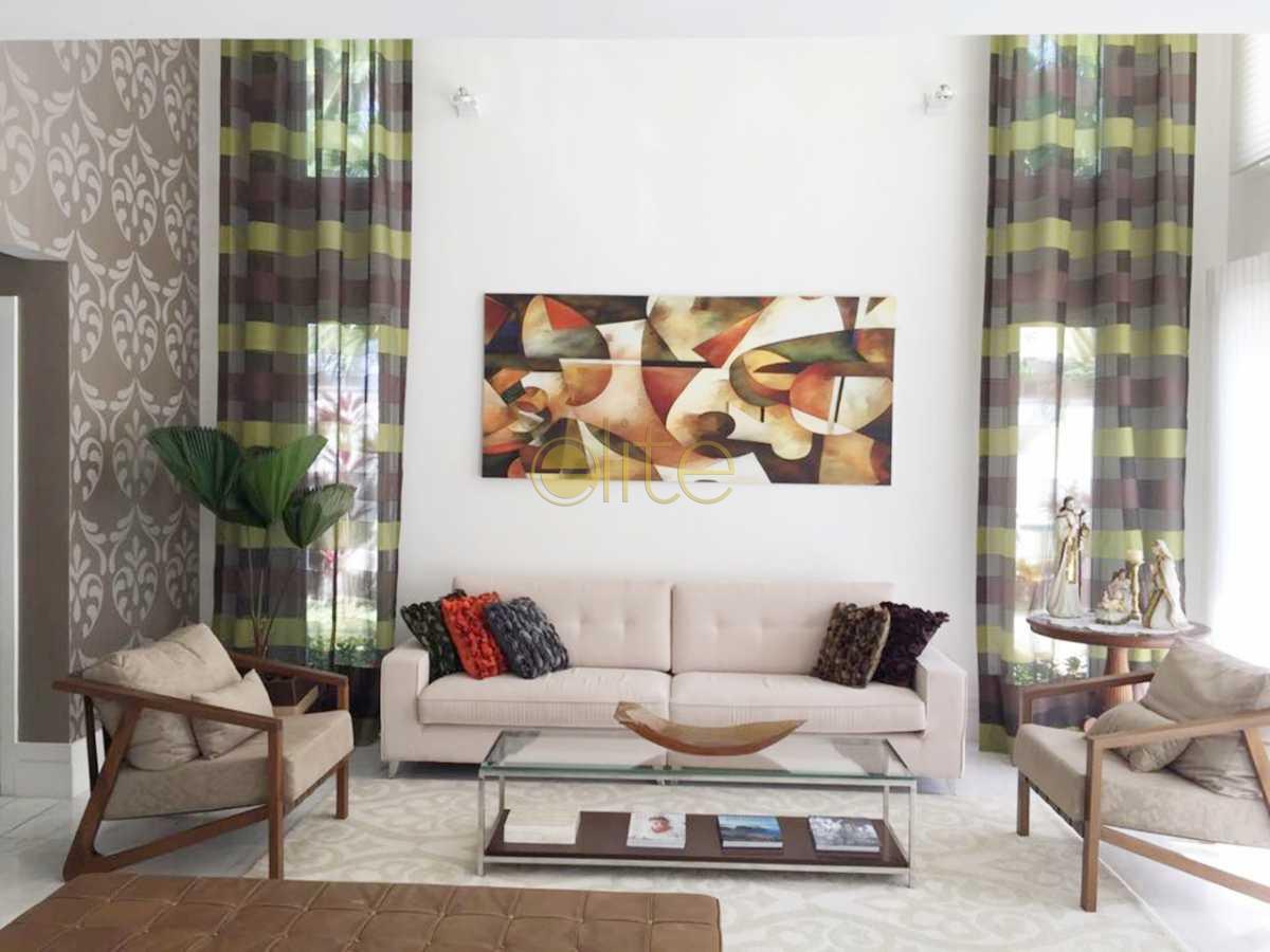 17 - Casa À Venda no Condomínio Santa Monica Jardins - Barra da Tijuca - Rio de Janeiro - RJ - EBCN50013 - 17