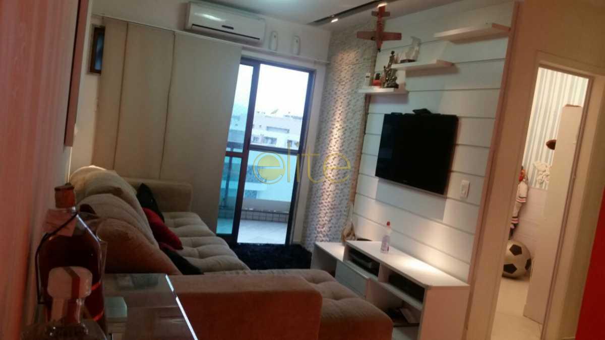 04 - Apartamento Condomínio Solar Aroazes, Rua Aroazes,Jacarepaguá, Rio de Janeiro, RJ À Venda, 3 Quartos, 76m² - EBAP30017 - 6