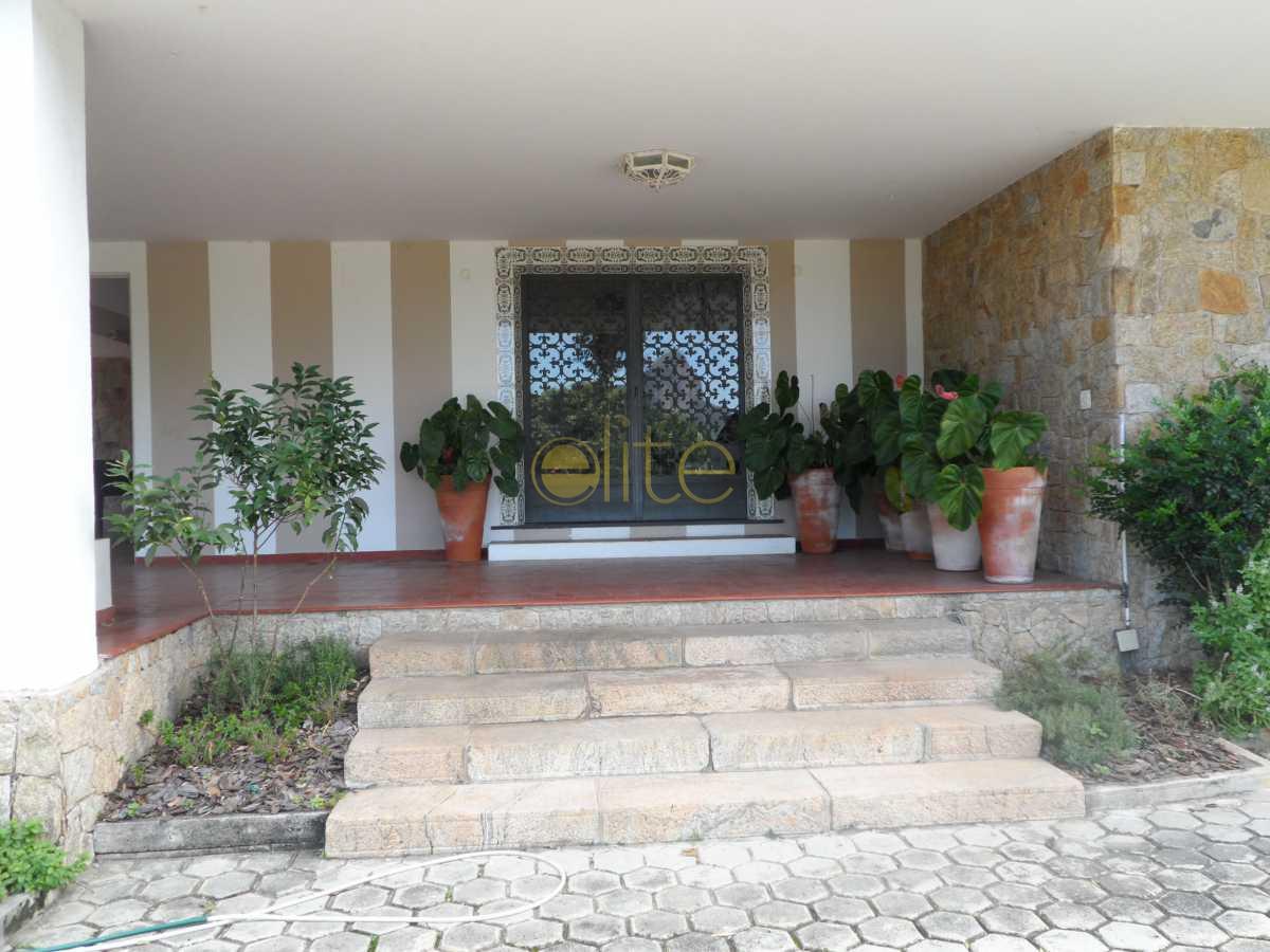 002 - Casa À Venda no Condomínio Iposeira - São Conrado - Rio de Janeiro - RJ - EBCN40024 - 3