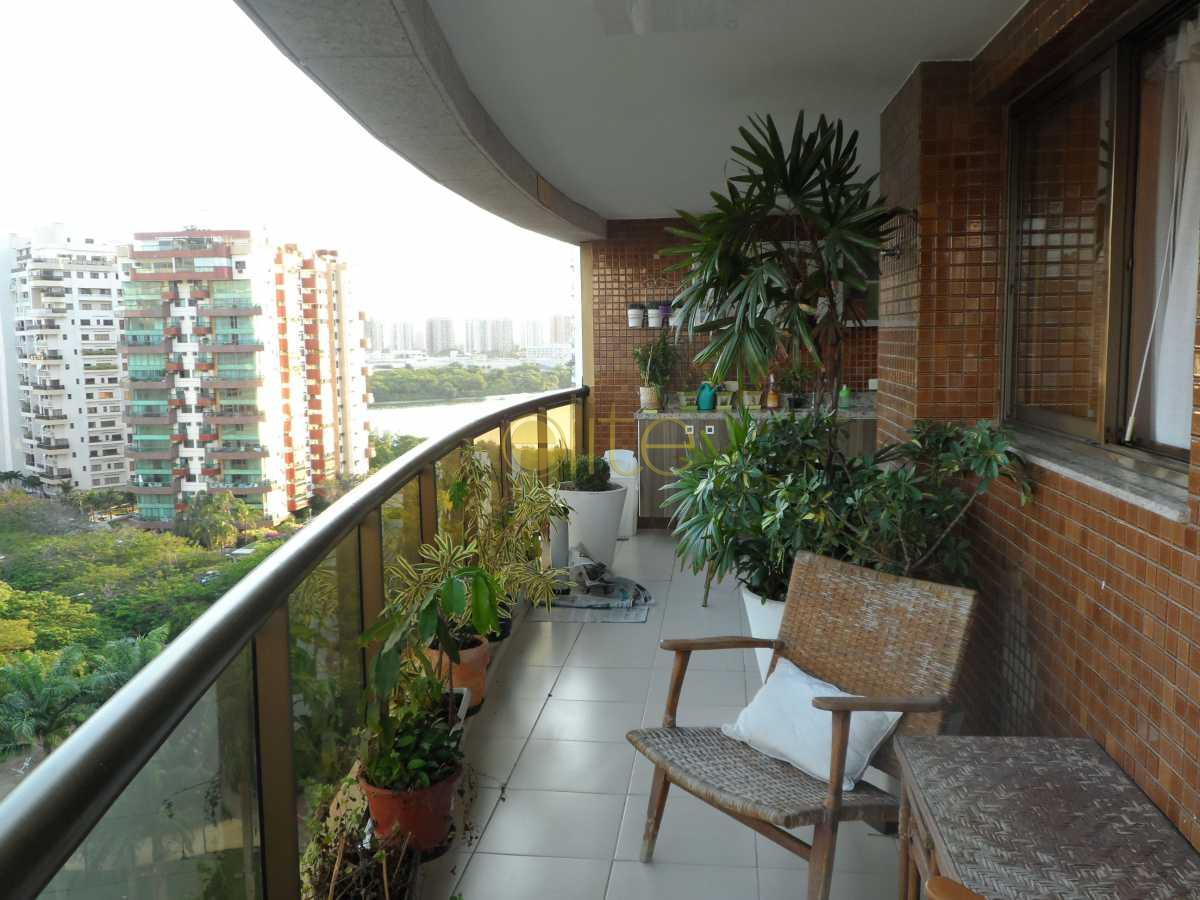 146 - Apartamento À Venda no Condomínio Peninsula - Evidence - Barra da Tijuca - Rio de Janeiro - RJ - EBAP20015 - 12