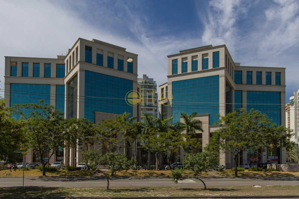 12 - Sala Comercial Condomínio Americas Park, Barra da Tijuca, Rio de Janeiro, RJ Para Alugar, 48m² - EBSL00003 - 1