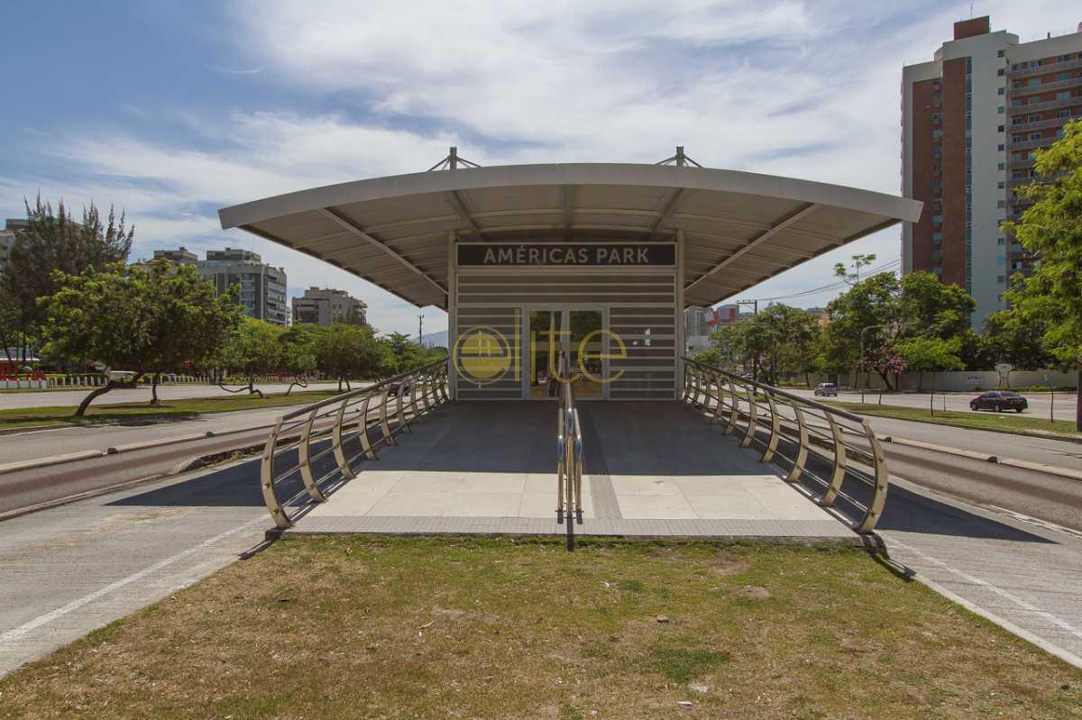 13 - Sala Comercial Condomínio Americas Park, Barra da Tijuca, Rio de Janeiro, RJ Para Alugar, 48m² - EBSL00003 - 11