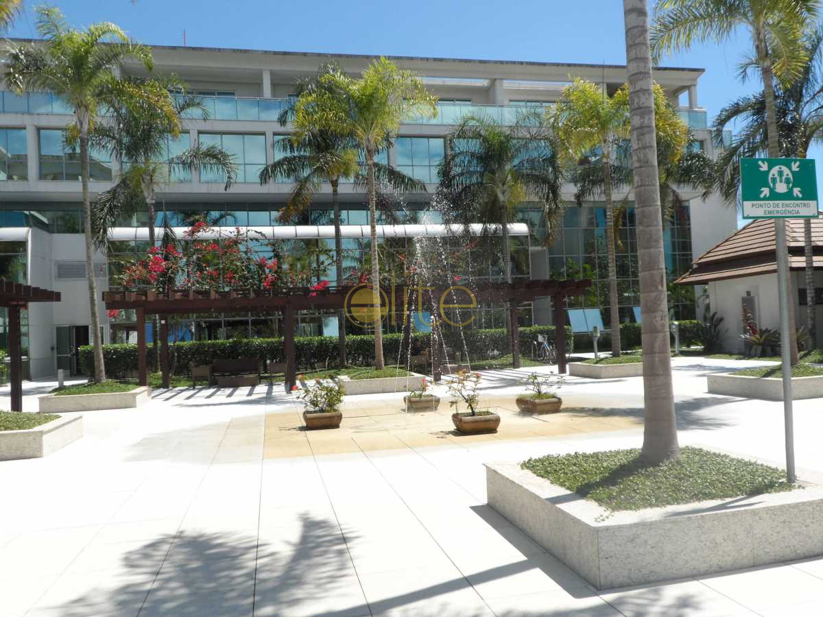 007 - Loja Condomínio O² Corporate Offices, Avenida João Cabral de Mello Neto,Barra da Tijuca, Rio de Janeiro, RJ Para Venda e Aluguel, 91m² - EBLJ00008 - 10