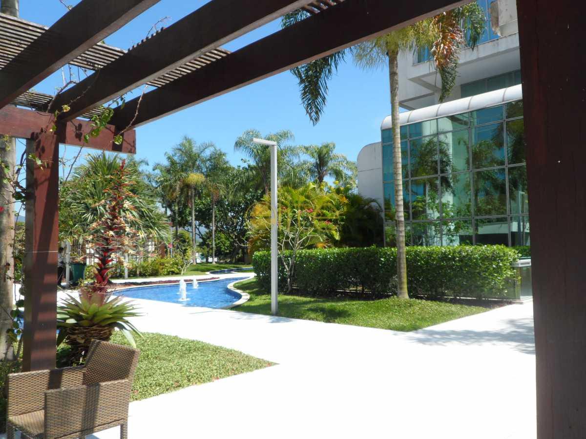 008 - Loja Para Venda ou Aluguel no Condomínio O² Corporate Offices - Barra da Tijuca - Rio de Janeiro - RJ - EBLJ00008 - 11