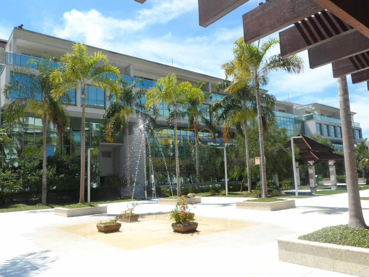 010 - Loja Condomínio O² Corporate Offices, Avenida João Cabral de Mello Neto,Barra da Tijuca, Rio de Janeiro, RJ Para Venda e Aluguel, 107m² - EBLJ00010 - 13