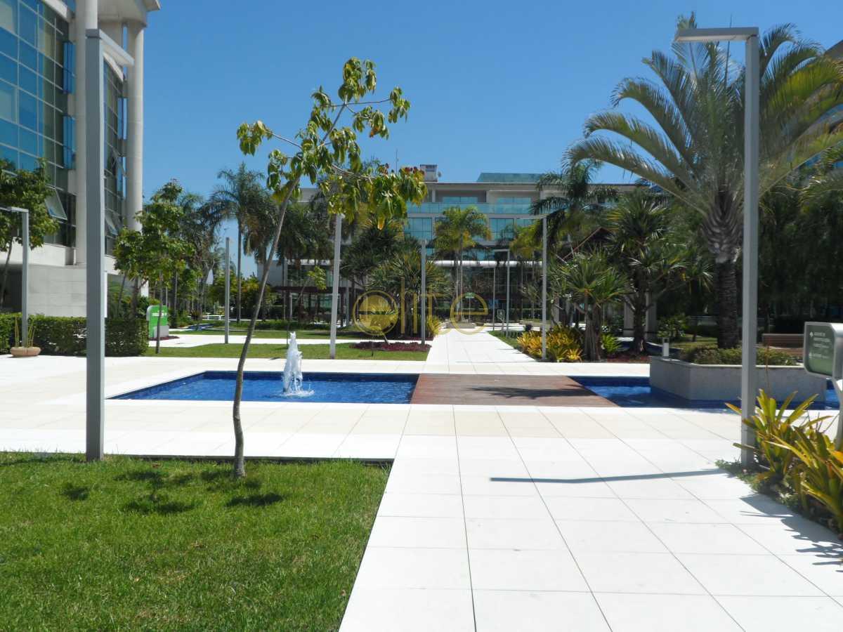 001 - Loja Para Venda ou Aluguel no Condomínio O² Corporate Offices - Barra da Tijuca - Rio de Janeiro - RJ - EBLJ00011 - 4
