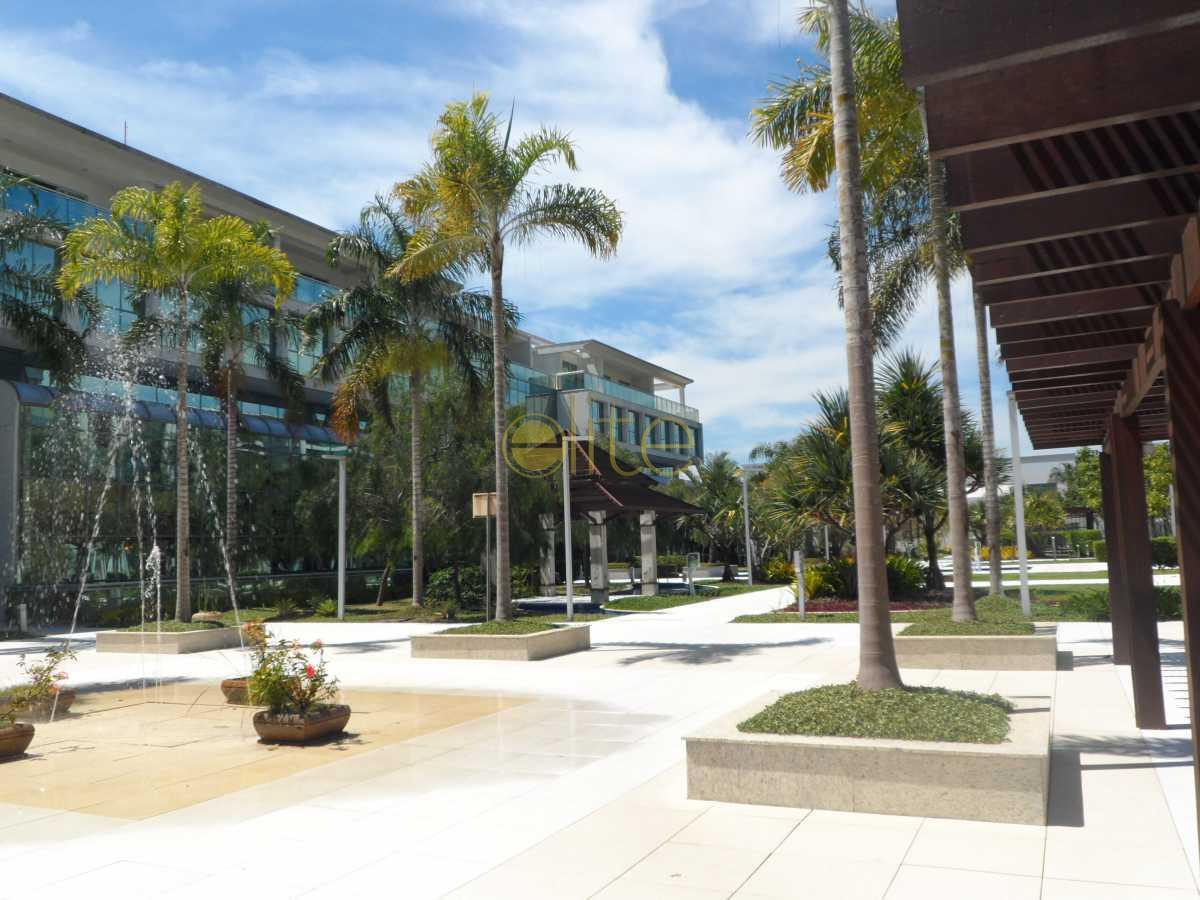 011 - Loja Para Venda ou Aluguel no Condomínio O² Corporate Offices - Barra da Tijuca - Rio de Janeiro - RJ - EBLJ00011 - 14