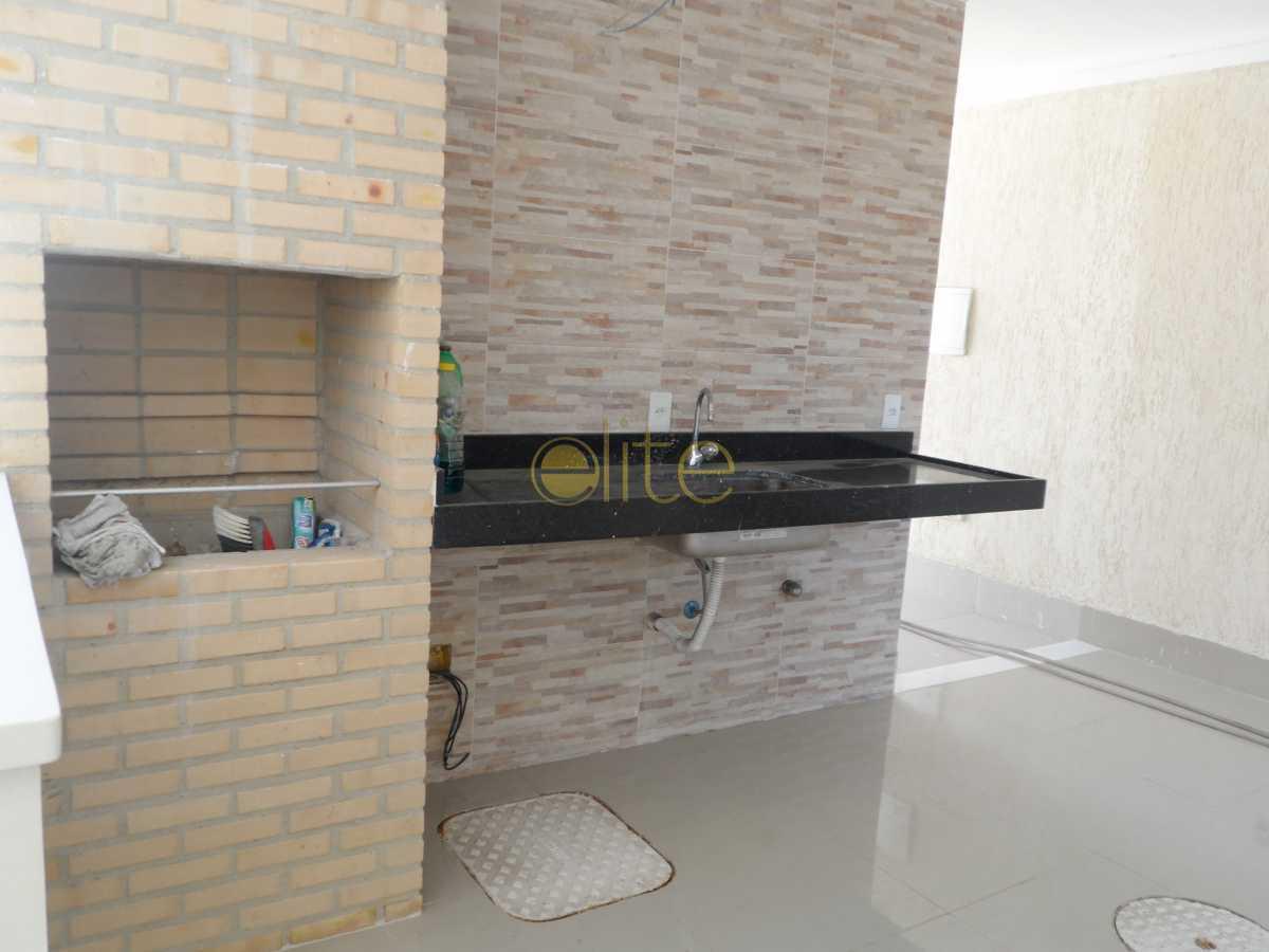 033 - Casa À Venda no Condomínio Interlagos Quality - Barra da Tijuca - Rio de Janeiro - RJ - EBCN40033 - 5