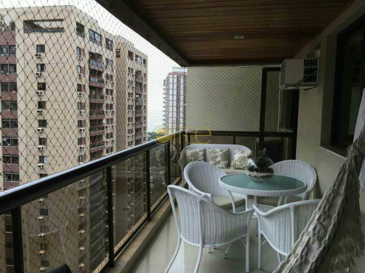 788711003936892 - Apartamento À Venda no Condomínio ABM - Barra da Tijuca - Rio de Janeiro - RJ - EBAP20036 - 1