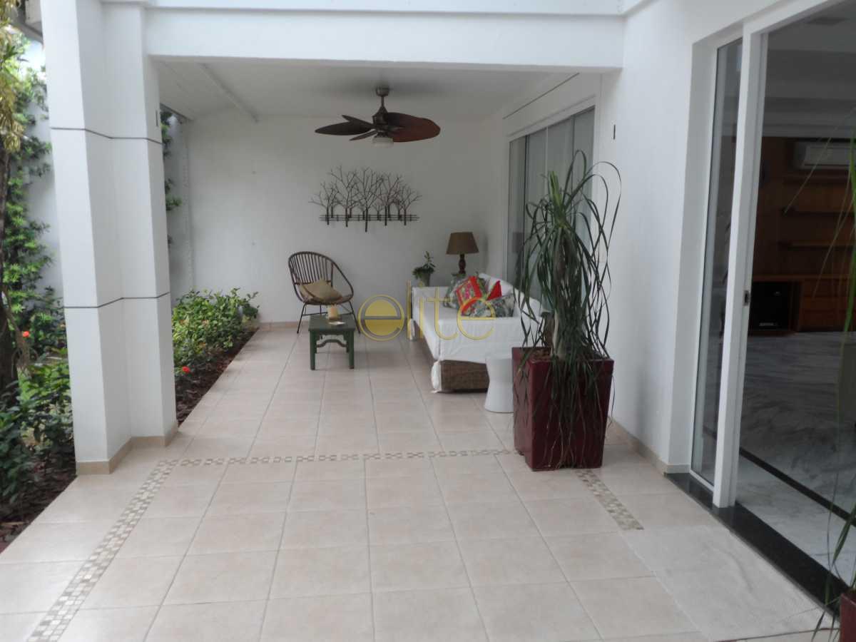SAM_1571 - Casa Para Alugar no Condomínio Nucleo das Mansoes - Barra da Tijuca - Rio de Janeiro - RJ - EBCN60016 - 5