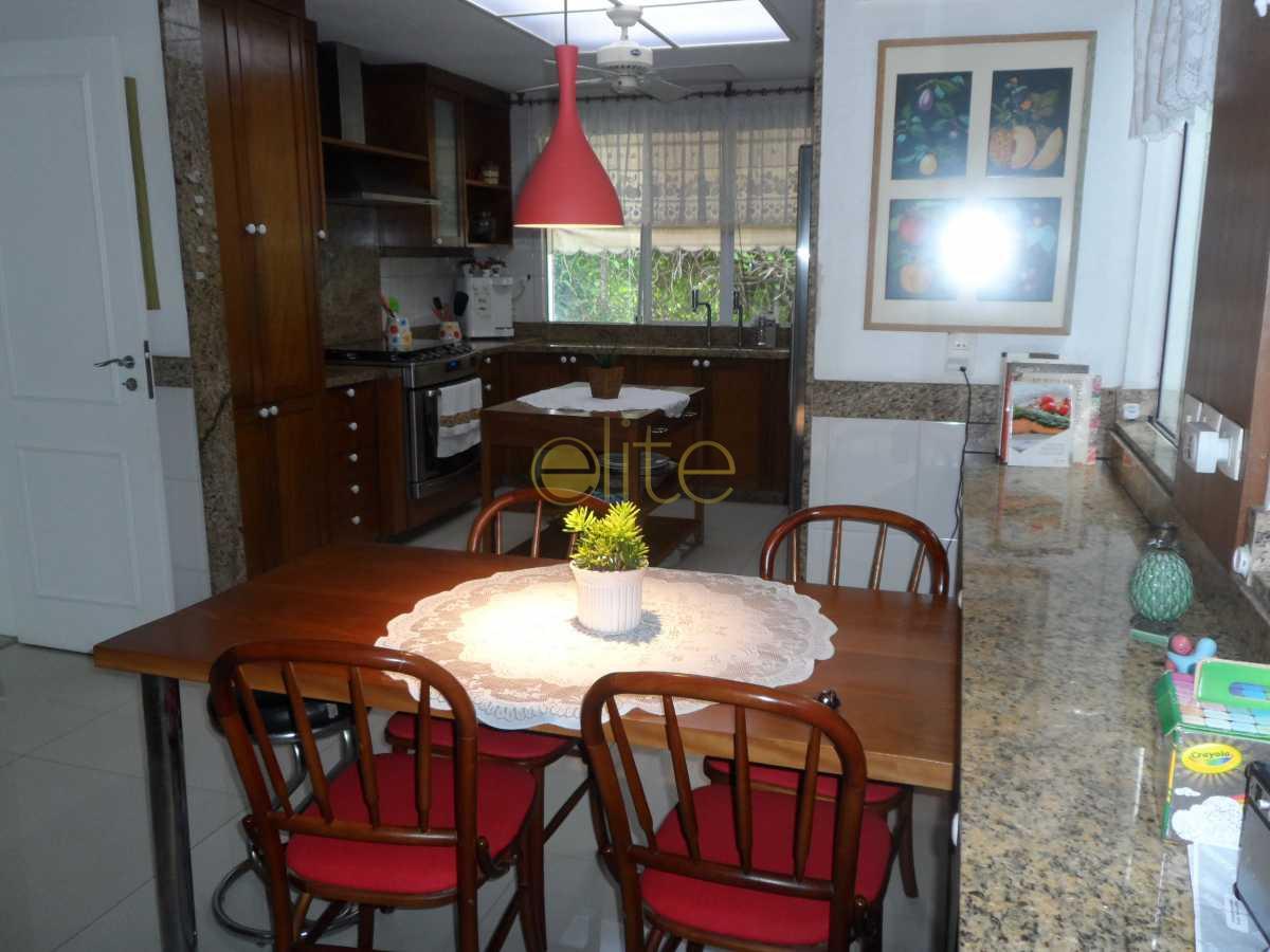 SAM_1581 - Casa Para Alugar no Condomínio Nucleo das Mansoes - Barra da Tijuca - Rio de Janeiro - RJ - EBCN60016 - 13