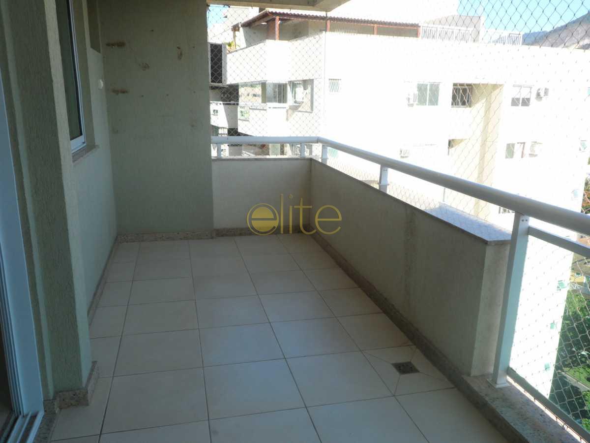 003 - Cobertura 2 quartos à venda Barra da Tijuca, Barra da Tijuca,Rio de Janeiro - R$ 1.280.000 - EBCO20004 - 4