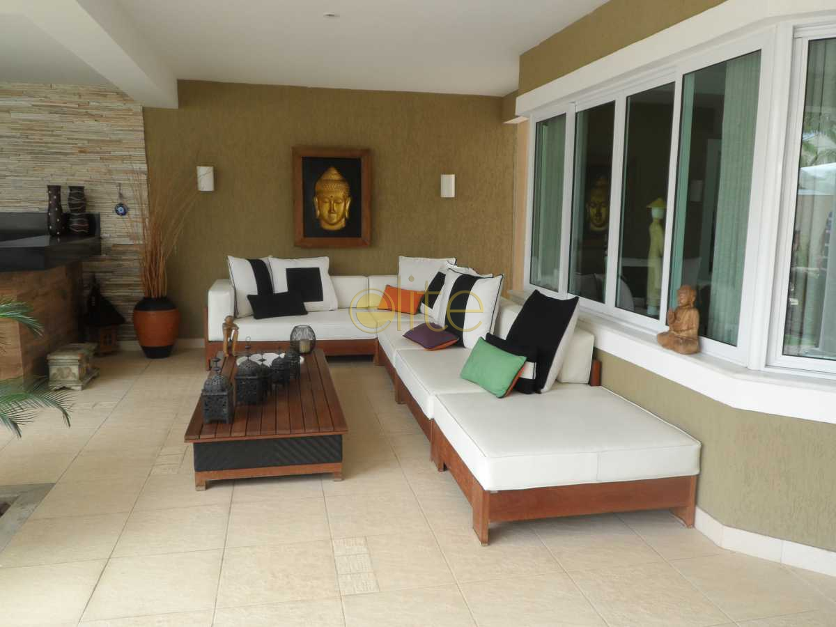 005 - Casa À Venda no Condomínio Quintas do Rio - Barra da Tijuca - Rio de Janeiro - RJ - EBCN40052 - 5