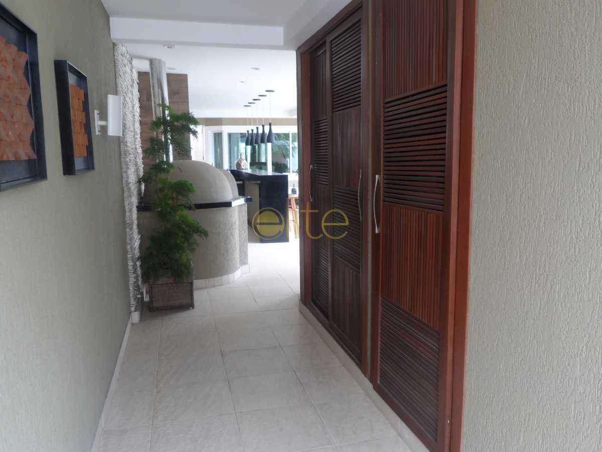 008 - Casa À Venda no Condomínio Quintas do Rio - Barra da Tijuca - Rio de Janeiro - RJ - EBCN40052 - 8