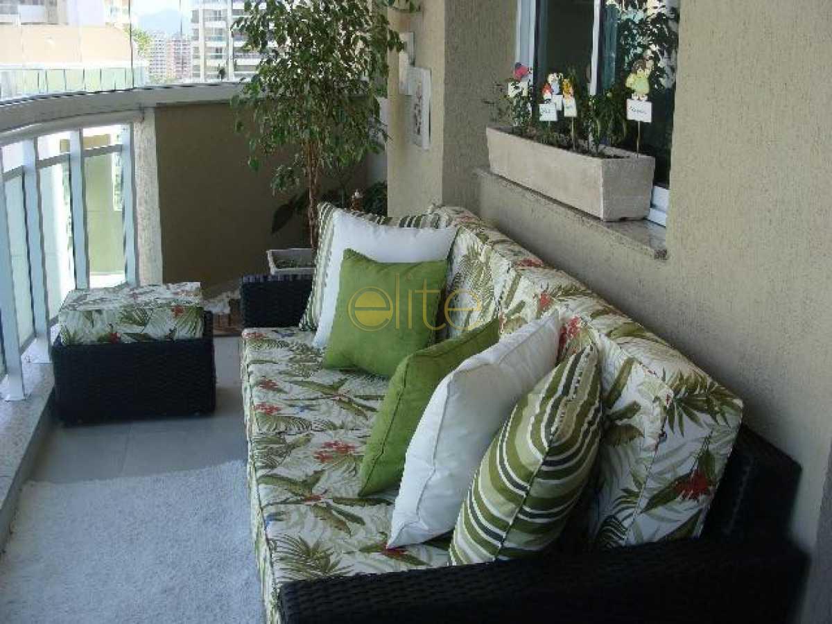 791712001310651 - Apartamento À Venda no Condomínio Blue - Barra da Tijuca - Rio de Janeiro - RJ - EBAP30045 - 3