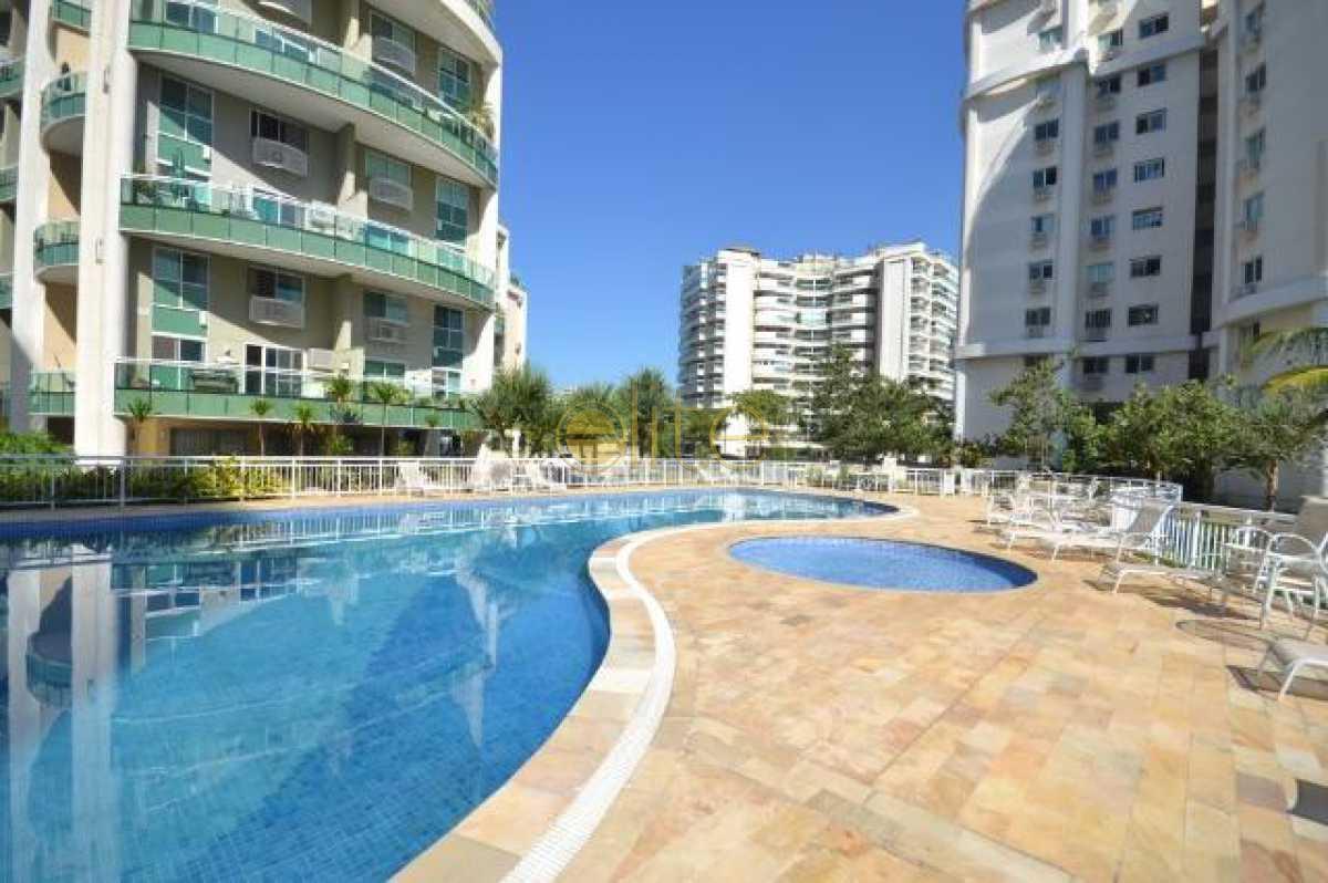 794712006748482 - Apartamento À Venda no Condomínio Blue - Barra da Tijuca - Rio de Janeiro - RJ - EBAP30045 - 1