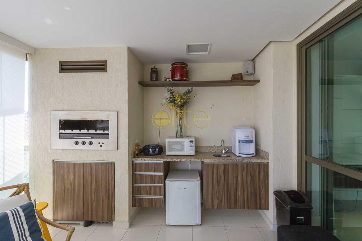 APARTAMENTO A VENDA PENINSULA  - Apartamento Para Venda ou Aluguel no Condomínio Península - Atmosfera - Barra da Tijuca - Rio de Janeiro - RJ - EBAP50005 - 7