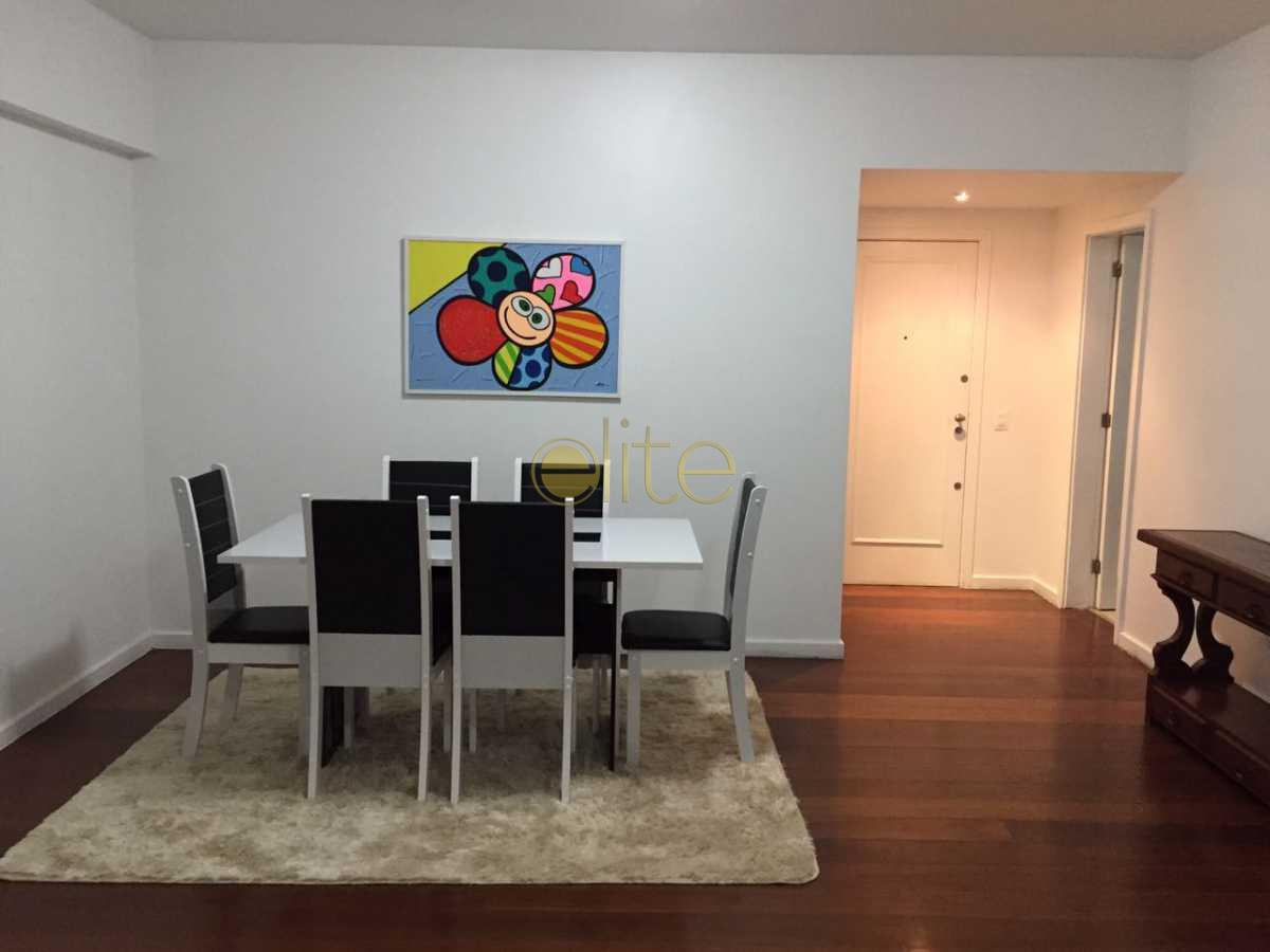 06 - Apartamento Para Alugar no Condomínio Ocean Front - Barra da Tijuca - Rio de Janeiro - RJ - EBAP40058 - 7