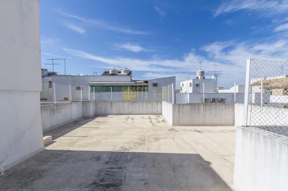 COBERTURA A VENDA RECREIO DOS  - Cobertura Rua Guilherme Baptista,Recreio dos Bandeirantes, Rio de Janeiro, RJ À Venda, 3 Quartos, 347m² - EBCO30011 - 21